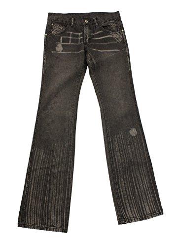 Alpinestars Frauen Skinny Leg Acid Jeans