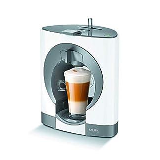 Krups-KP-1101-Nescaf-Dolce-Gusto-Oblo-Kaffeekapselmaschine-manuell-weiss-Zertifiziert-und-Generalberholt