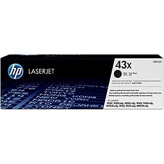 HP-43X-C8543X-Schwarz-Original-Toner-mit-hoher-Reichweite-fr-HP-Laserjet-4200-4250-4350