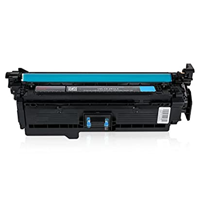 4-Original-Logic-Seek-Green-Toner-kompatibel-zu-HP-CE250X-CE253A-Color-Laserjet-CM3530-CP3525-Series