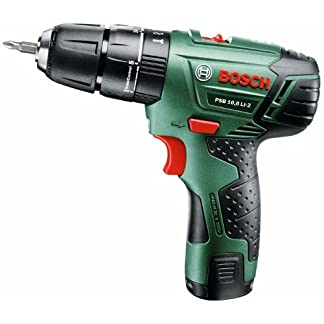 Bosch-Akku-Schlagbohrmaschine-PSB-108-LI-2-1-Akku-108-V-im-Koffer