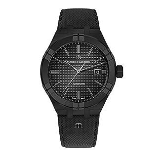 Maurice-Lacroix-Herrenuhr-Aikon-Automatic-Full-Black-AI6008-PVB01-330-1
