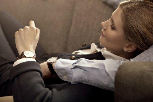 Daniel-Wellington-Damen-Uhren-Armband-Classic-St-Mawes-Leder-braun-Schliesse-rosgold-DW00200035