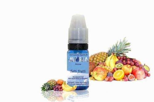 Avoria Aroma Tutti Frutti (12 ml) (Fruchtmix)