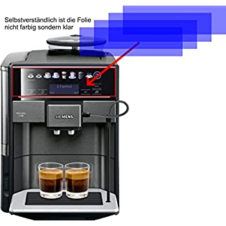 4X-Crystal-Clear-klar-Schutzfolie-fr-Siemens-TE657509DE-S700-Kaffeevollautomat-Displayschutzfolie-Bildschirmschutzfolie-Schutzhlle-Displayschutz-Displayfolie-Folie