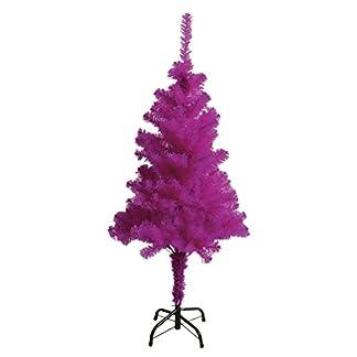 Weihnachtsbaum-Lila-Pink-120m-Christbaum-Tannenbaum-knstlich