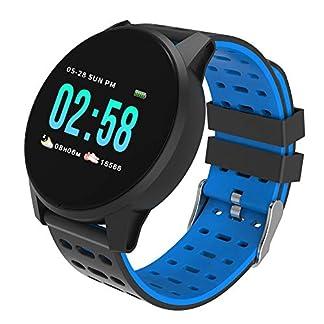 Milnnare-Sport-Fitness-Armbanduhr-Multifunktions-Schrittzhler-Tracker-Herzfrequenz-Schlaf-Smart-Armband