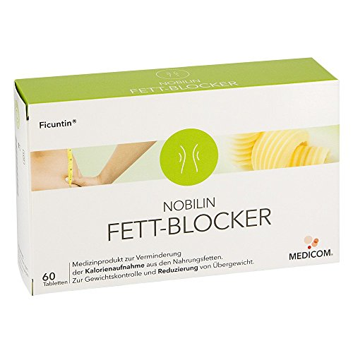 Nobilin Fett-blocker Tabletten 60 stk