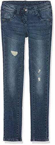 TOM TAILOR Mädchen Jeanshose Jeans Uni Long Linly