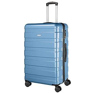 AMASAVA-4-Rollen-Hartschale-Koffer-Handgepck-Rollkoffer-Trolley-Reisekoffer-mit-TSA-Schloss-ABSPC-Zwillingsrollen-Hartschalentrolley-Taschen-Gepck-in-M-L-XL-Set