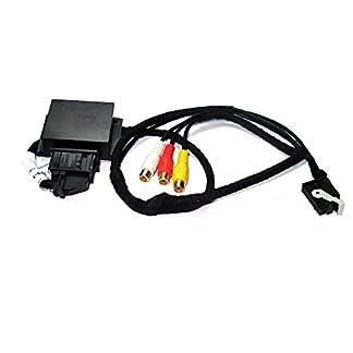 Kufatec-37594-Rear-Seat-Entertainment-Interface-fr-VW-mit-RNS510-ohne-TV-Rckfahrkamera