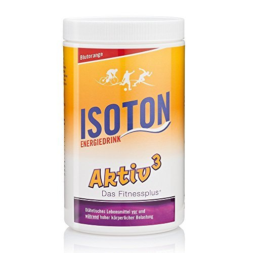 Aktiv³ Isoton-Energiedrink Blutorange · 900 g