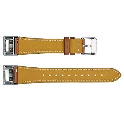 Uhrenarmbnder-KZKR-LederArmband-Uhrarmband-Braun-SL-Uhren-Band-fr-Fitbit-Charge-2-Leder-Armband-Uhrarmband-Schwarz-Braun-Wei-Uhrenarmbnder-LederArmband-Fitbit-55-81-B044-B045