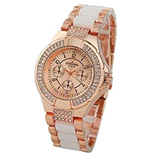 XiZiMi-Herrenuhr-Herren-Analog-Mechanik-Uhr-mit-Leder-Armband