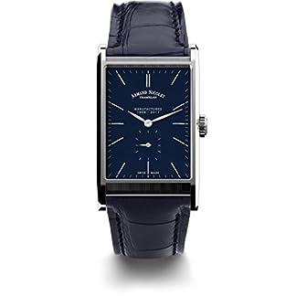 Armand-Nicolet-L11-Herren-Armbanduhr-Blau-Handaufzug-Analog-9680A-BU-P680BU4