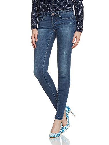 ONLY Damen Skinny Jeanshose Onlcoral Sl Sk Dnm Jeans Bj5001 – 3 Noos
