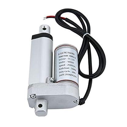 Ironheel-Anschlag-Elektrische-Stostange-50MM-DC-Stostangen-Motor-mit-Hochleistungs-Linearantriebs-Klammer-fr-industrielles-landwirtschaftliche-Maschinerie-Bau