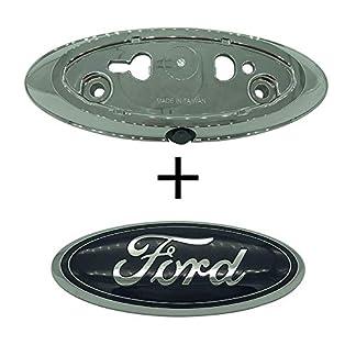 SayHia-Fr-Ford-Emblem-Rckfahrkamera-Heckklappe-F150-F250-F350-2004-2016
