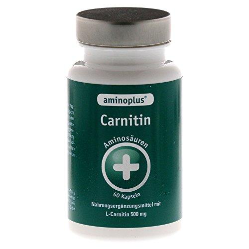 Aminoplus Carnithin, 60 St. Kapseln