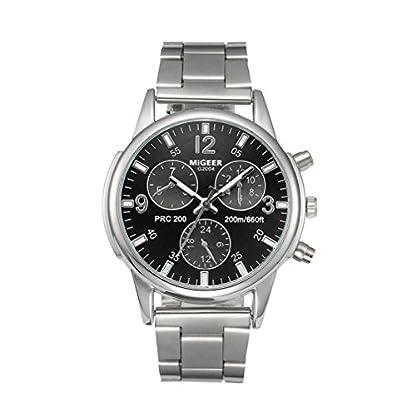 UNNSEAN-UhrMode-Mann-Kristall-Edelstahl-analoge-Quarz-Armbanduhr-Multifunktional-Chronograph-Edelstahl-Geschft-Mode-Herren-Uhr