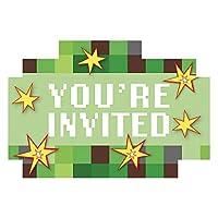Amscan-International-491778-invitepstcd-INV-TNT-Party