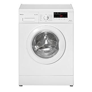 Amica-WA-14653-W-Waschmaschine-FL-A-153-kWh-Jahr-1200-UpM-6-kg-9240-L-Jahr-Elektronisch-mit-16-Haupt-Programmen-3-Zusatzfunktionen-Temperaturwahl-Drehzahlregulierung-Startzeitverzgerung-wei
