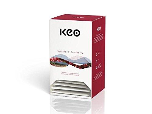 Keo-Tee-SANDDORN-CRANBERRY-Pyramidenbeutel-20x30g
