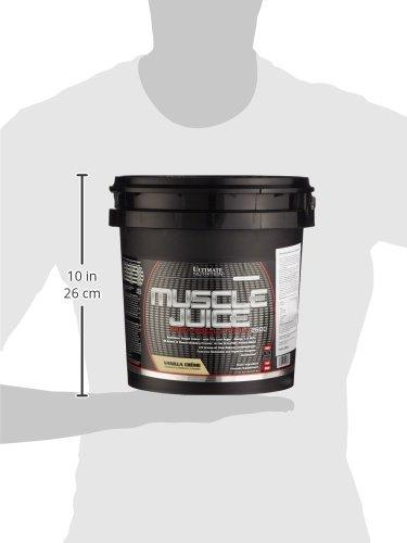 Ultimate Nutrition Muscle Juice Revolution 2600 Vanilla Creme, 1er Pack (1 x 5.040 kg)