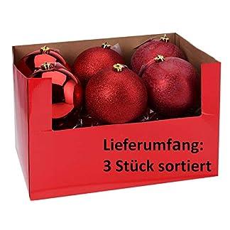 Unbekannt-Weihnachtskugeln-Kugeln-XL-Set-3-TLG-rot–15-cm-Weihnachtsdeko