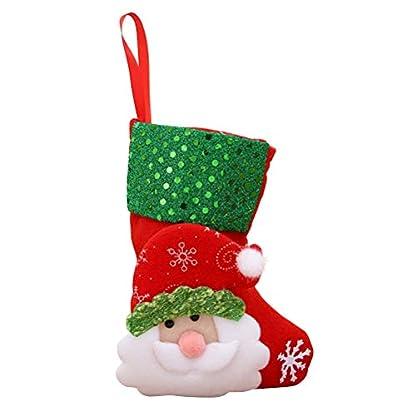 OUNONA-12pcs-Weihnachtsstrumpf-Baum-Dekorationen-die-Baum-Verzierungen-Weihnachts-Party-Dekoration-Miniaturverzierungs-Socke-hngen
