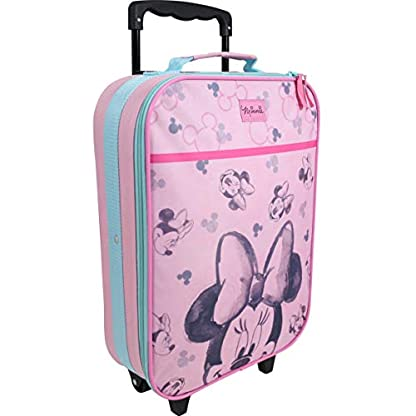 Vadobag-Disney-Minnie-Mouse-Koffer-Trolley-Kinderkoffer-Trolly-Handgepck-Kinder-Mdchen