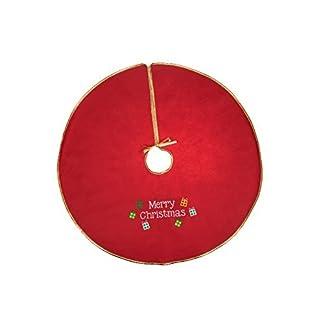 Clever-Creations-Weihnachtsbaumdecke-festliches-Design-traditionell