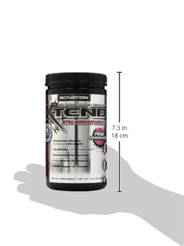 Scivation Xtend BCAA (30 servings) Pink Lemonade, 375 g