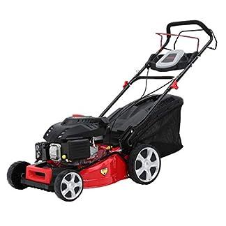 Sweepid-19kW-27-PS-4-in-1-Benzin-Rasenmher-Elektrostart-Selbstantrieb-GT-Getriebe-SG475-139CCM-50L-4HP-46cm-Schnittbreite-Power