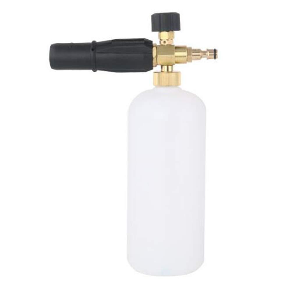 Homyl-1000ml-Hochdruckreiniger-Schneeschaum-Schaumpistole-Seifenreiniger-Flaschensprher