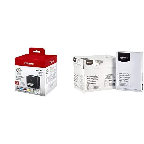 Canon-PGI-2500XL-4-original-Tintenpatrone-SchwarzCianMagentaGelb-fr-Maxify-Drucker-MB5050-MB5150-MB5155-MB5350-MB5450-MB5455-iB4050-iB4150