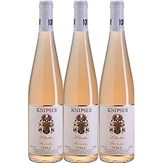 3er-Paket-Clarette-Ros-2017-Knipser-trockener-Roswein-deutscher-Sommerwein-aus-der-Pfalz-3-x-075-Liter