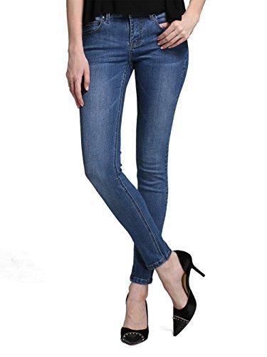Alice & Elmer Damen Stretch Normaler Bund Skinny Jeans