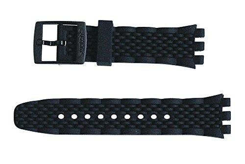 Original-Swatch-Plastic-Chrono-Armband-TESTA-DI-TORO-ASUSB101-20-mm-Bandansatz