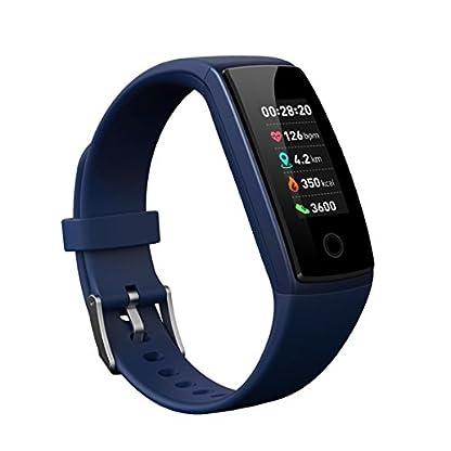 modiwen-Herzfrequenz-Bluetooth-Smart-Armbanduhr-Sleep-Monitor-Blut-Druck-Schrittzhler-Stoppuhr-Sport-Armband