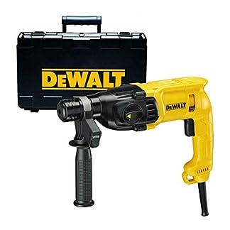 DeWalt-DeWALT-D25012N-SDS-Plus-Bohrhammer-Bohrschrauber-24J-650W
