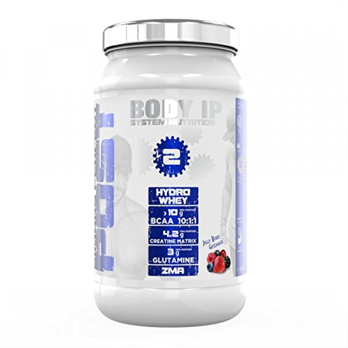 BODY IP Nutrition Simons Perfect Post | 750g | Jelly Berry Geschmack | Post-Workout Shake | Made in Germany