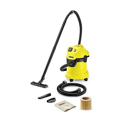 Krcher-Mehrzwecksauger-WD-3-P-Extension-Kit-Behltergre-17-l-Tatschliche-Saugleistung-200-Air-Watt-15-m-Verlngerungsschlauch-Steckdose-Blasfunktion-ergonomischer-Tragegriff