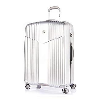 LEICHTGEWICHT-Reisekoffer-Hartschale-Handgepck-TSA-integriert-S-M-L-SET-von-Verage-V-LITE-4-Rollen-ABSPC-Trolley-Schwarz-Blau-Rot-Pink-Silber-mit-Sicherheits-Reiverschluss