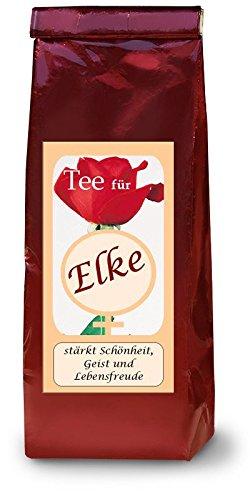 Elke-Namenstee-Frchtetee