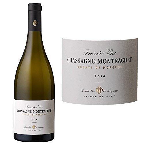 Chassagne-Montrachet-1er-Cru-Abbaye-de-Morgeot-2014-Pierre-Brisset-Burgund-Trocken