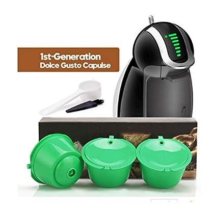 Small-Size-Kaffeefilterkrbe-wiederverwendbare-leere-Kaffeekapsel-Kunststoff-nachfllbar-Baskets-Espresso-Filtertasse-Capsule-Cup