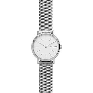 Skagen-Damen-Analog-Quarz-Uhr-mit-Edelstahl-Armband-SKW2692