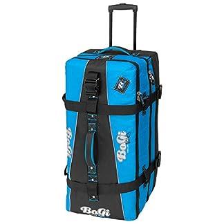 BoGi-Bag-Reisetasche-Koffer-Trolley-Tasche-trkis-110L