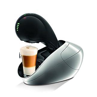 Krups-Dolce-Gusto-KP600E-Nescafe-Movenza-Kaffeekapselmaschine-automatisch-15-Bar-silber-Zertifiziert-und-Generalberholt